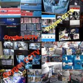 cctv real 2mp FREE pemasangan~oxygencctv