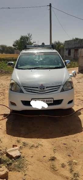 Toyota Innova g4 2010  rj18 naber new insurance duga