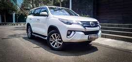 Toyota Fortuner VRZ 2016 Istimewa Terawat  Good Condition