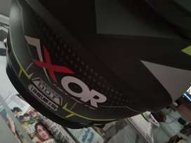 Axor helmet with double wiser and antifog layer