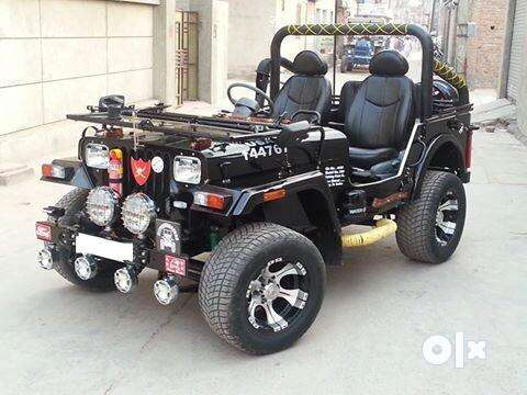 New modified jeep for sale