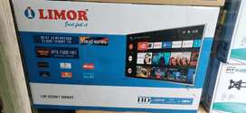Limor 32 android LED TV with 3 year warranty at aluva