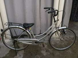 Japanes bicycle in a good condition