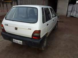 Maruti sazuki 800 , good condition ,new battery ,good tires