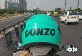 dunzo delivery boys urgent