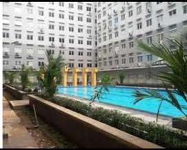 Disewakan bulanan apartemen citypark Cengkareng tower A (furnished )