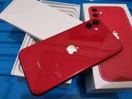 iPhone 11 128gb RED Original ZPA