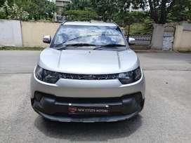 Mahindra KUV 100 2016-2017 mFALCON D75 K6 Plus, 2016, Diesel