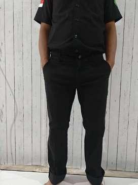 Celana Panjang Chino Jumbo / Celana Chino Pria / Kanvas Stretch