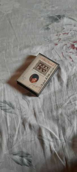 Old cassette of lata mangeshkar.