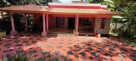 T V M Varkala Chavarcode Ashamukku 21 cent land 1800 sqrf house
