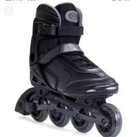Skating brand new