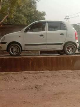 New tyre with alloys cng pass music system