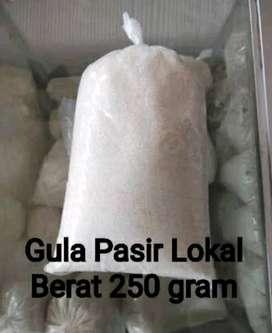 GULA PASIR CURAH MURAH 250 gram