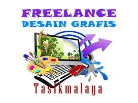 Lowongan Desain Grafis Khusus Freelance di Tasikmalaya
