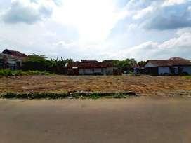 Tanah Bisa dicicil 12x tanpa bunga.Dekat Stasiun Bojonggede