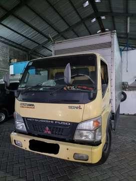 Dijual Truk Box Engkel PS110L, FE71. Long Wheel Base.