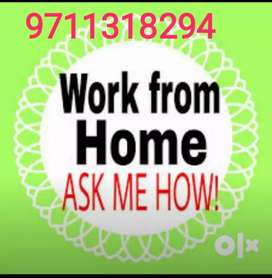 Home based job salary per week available here