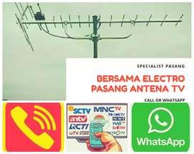 Melayani agen pasang sinyal antena tv murah sawangan