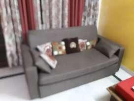 Urban ladder sofa cum bef