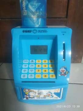 Celengan ATM anak