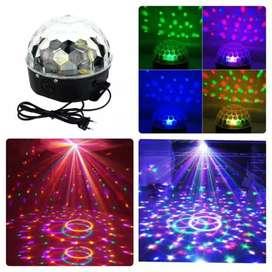 Crystal Magic Ball Disco Led 20w