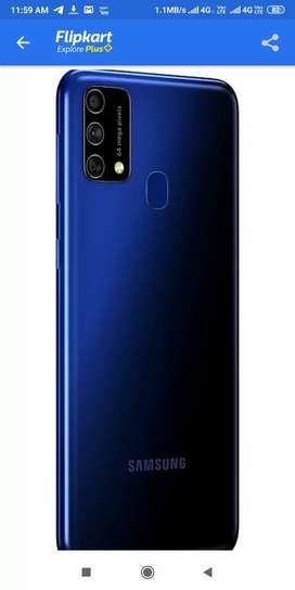 Any model on Flipkart (ex Samsung f41 at 15000rs)