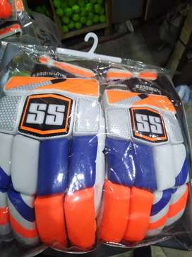 SS SG all Batting gloves available and English willow bat Best qualiti