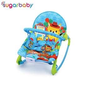 Sugar Baby My Rocker 3 Stages / bouncer bayi murah/ cocok untuk kado