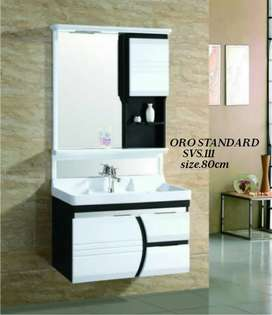 Pvc Vanity cabinet available in any design from factory