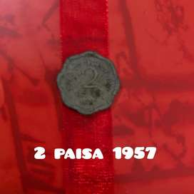 Vintage Indian coins