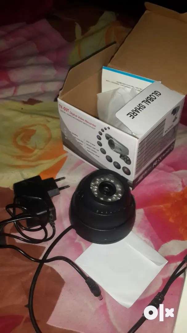 Security camera 15 din old