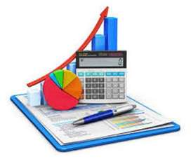 Accounts assistant wanted for Textile industry .