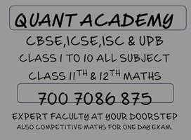 Quant academy