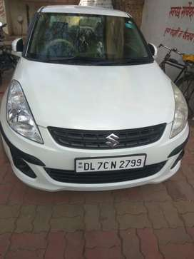 Maruti Suzuki Swift Dzire 2012 Diesel 56000 Km Driven