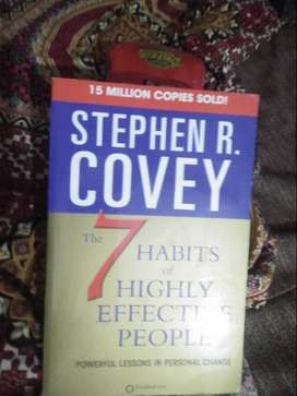 The 7 Habits of Highly Effective People by Stephen R.Covey