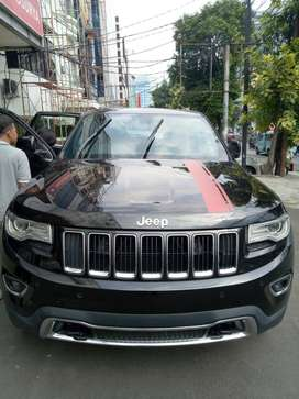 grand cherokee limited 2015 3.0L V6
