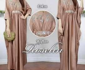 Baju gamis wanita muslimah