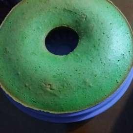 Kue Bolu Rasa Pandan
