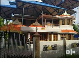 Aluva desham 5 bhk furnished house for rent
