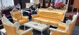 Kursi sofa dan springbed