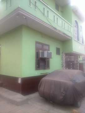 A well furnished REGISTERY HOUSE near HISAR AIRPORT for sale