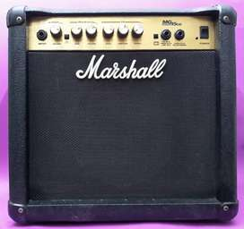 Marshall Guitar Amplifier MG 15 CD