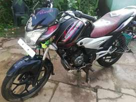 very Good condition, new tire, hai