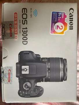 Canon d1300 box sealed