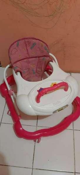 Baby walker family / alat Bantu jalan bayi