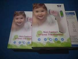 Thermogun cek suhu badan bisa  untuk bayi