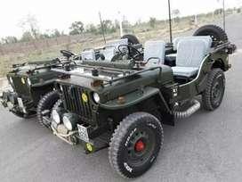 Jassal modified Jeep