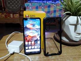 REALME 6 pro 6 gb ram128 gb storage one month old new smartphone