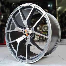 Velg Mobil Racing Belang untuk mercy dll HSR BIELEFELD R19X8 H5X114,3